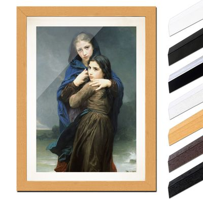 William-Adolphe Bouguereau - Der Sturm – Bild 6