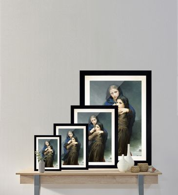 William-Adolphe Bouguereau - Der Sturm – Bild 10