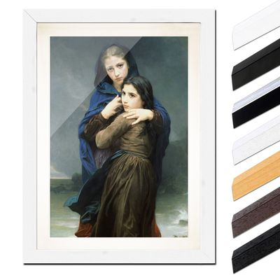 William-Adolphe Bouguereau - Der Sturm – Bild 8