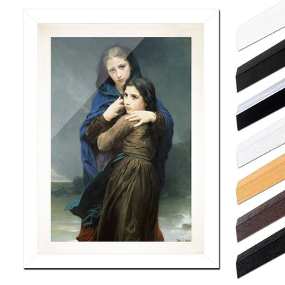 William-Adolphe Bouguereau - Der Sturm – Bild 2
