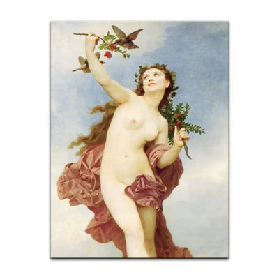 William-Adolphe Bouguereau - Der Tag – Bild 7