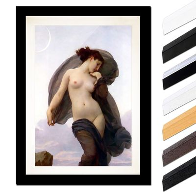 William-Adolphe Bouguereau - Abendstimmung – Bild 3
