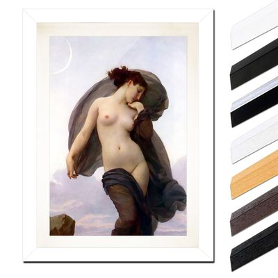 William-Adolphe Bouguereau - Abendstimmung – Bild 2