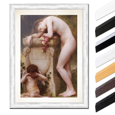 William-Adolphe Bouguereau - Die Elegie – Bild 5