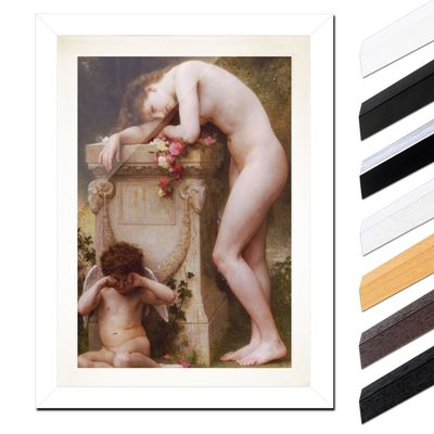William-Adolphe Bouguereau - Die Elegie – Bild 2