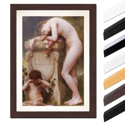 William-Adolphe Bouguereau - Die Elegie – Bild 4