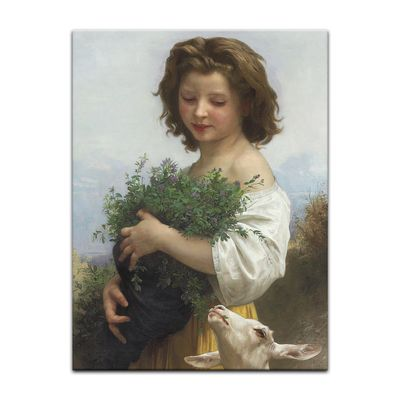 William-Adolphe Bouguereau - Kleine Esmeralda – Bild 7