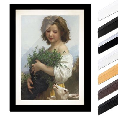 William-Adolphe Bouguereau - Kleine Esmeralda – Bild 3