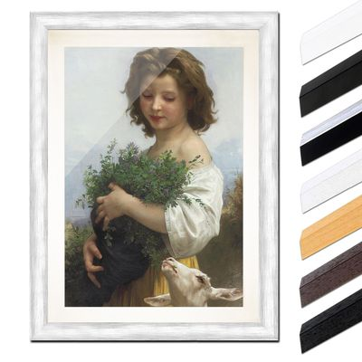 William-Adolphe Bouguereau - Kleine Esmeralda – Bild 5