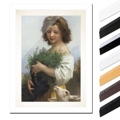William-Adolphe Bouguereau - Kleine Esmeralda – Bild 2