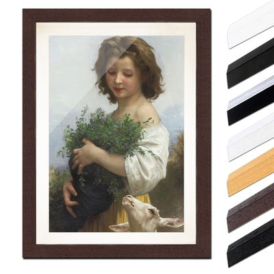 William-Adolphe Bouguereau - Kleine Esmeralda – Bild 4