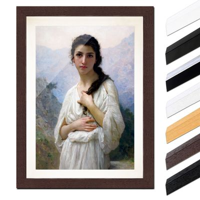 William-Adolphe Bouguereau - Meditation – Bild 4