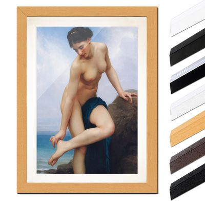 William-Adolphe Bouguereau - Nach dem Bade – Bild 6