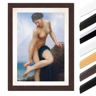 William-Adolphe Bouguereau - Nach dem Bade – Bild 4