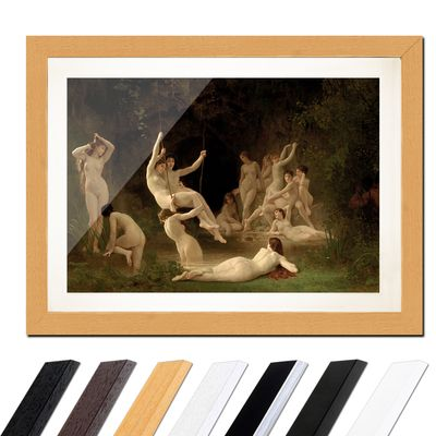William-Adolphe Bouguereau - Nymphen – Bild 6