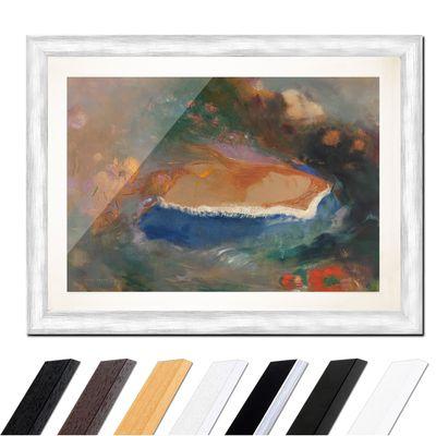 Odilon Redon - Das blaue Cap (Ophelia) – Bild 5