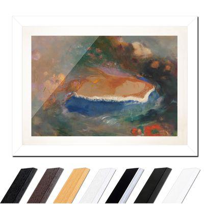Odilon Redon - Das blaue Cap (Ophelia) – Bild 2