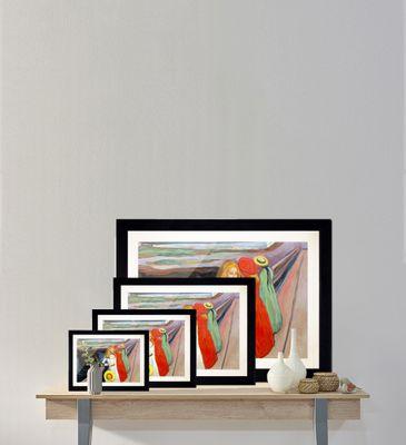 Edvard Munch - Mädchen auf der Brücke I – Bild 10