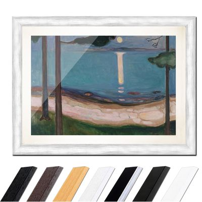 Edvard Munch - Moonlight I – Bild 5