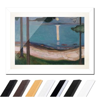 Edvard Munch - Moonlight I – Bild 2