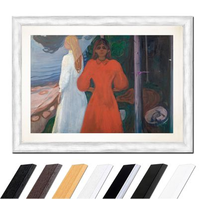 Edvard Munch - Red and White – Bild 5