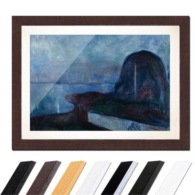 Edvard Munch - Starry Night - Sternennacht – Bild 4