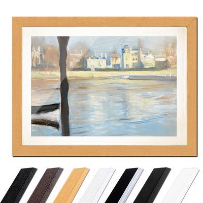 Edvard Munch - The Seine at Saint-Cloud – Bild 6
