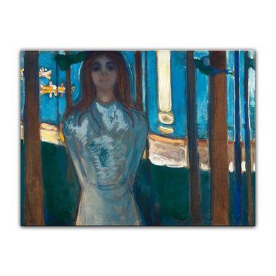 Edvard Munch - The Voice, Summer Night – Bild 7