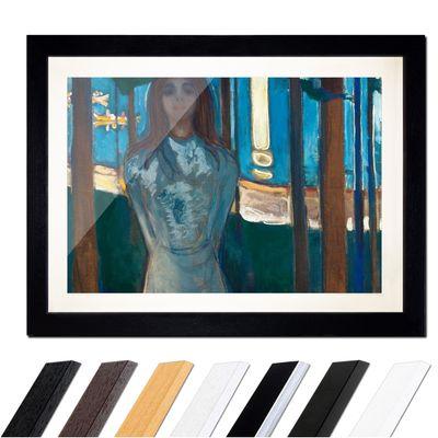 Edvard Munch - The Voice, Summer Night – Bild 1