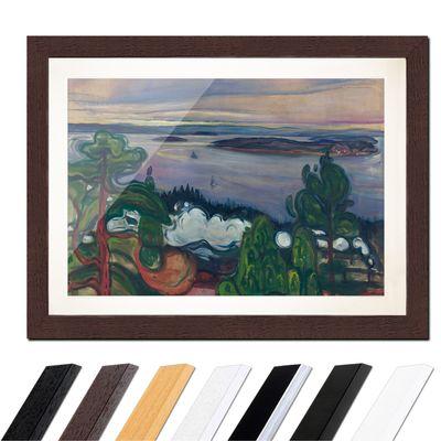 Edvard Munch - Train Smoke – Bild 4