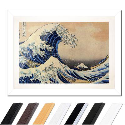 Katsushika Hokusai - Die große Welle vor Kanagawa – Bild 2