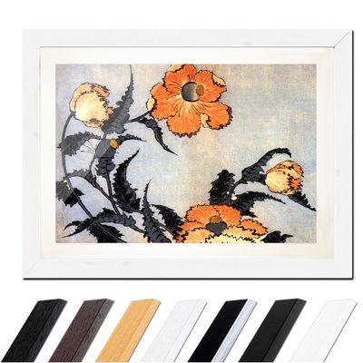 Katsushika Hokusai - Mohnblumen – Bild 8