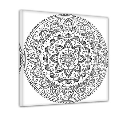 Mandala IV - Ausmalbild