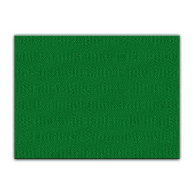 bemalbare Leinwand in grün - Rechteck – Bild 2