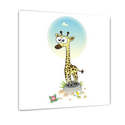 Giraffe - Ausmalbild – Bild 2