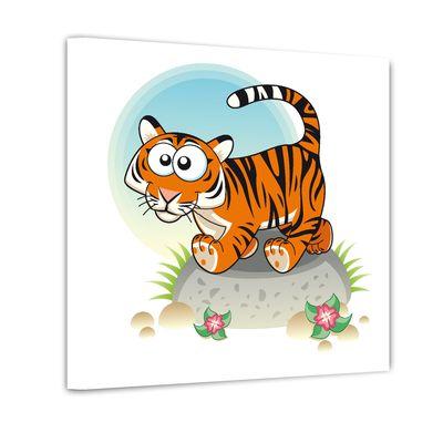 Tiger - Ausmalbild – Bild 2