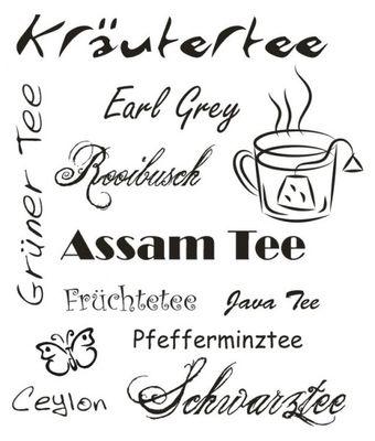 Wandtattoo Tee – Bild 2
