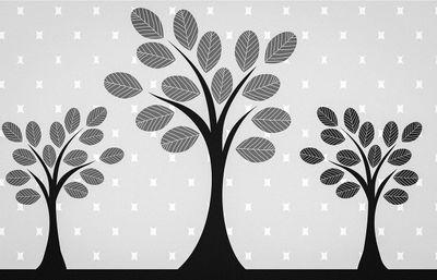 Fototapete Retro Baum  – Bild 6