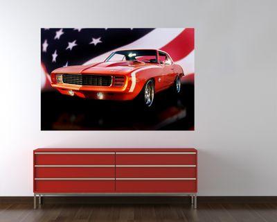 Fototapete Chevrolet Camaro  – Bild 1