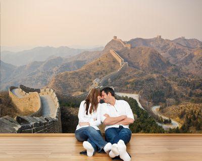 Fototapete Great Wall in China  – Bild 1