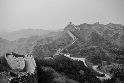 Fototapete Great Wall in China  – Bild 6