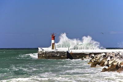 Fototapete Leuchtturm in Cape Town Süd Afrika  – Bild 2