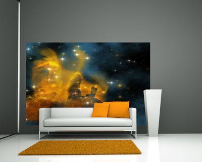 Fototapete Nebula Galaxie