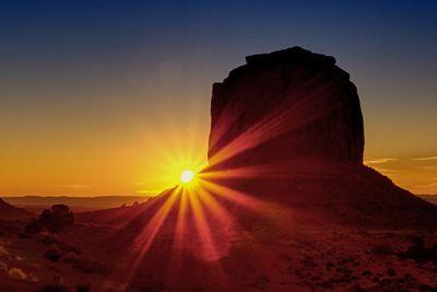 Fototapete Valley Tribal Park - Arizona - USA  – Bild 2
