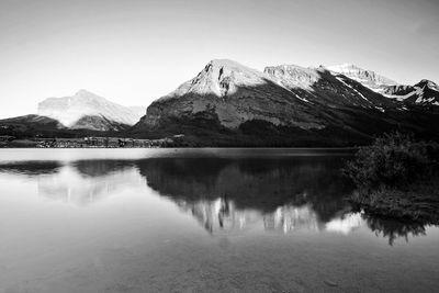 Fototapete Swiftcurrent Lake, Montana - USA  – Bild 6