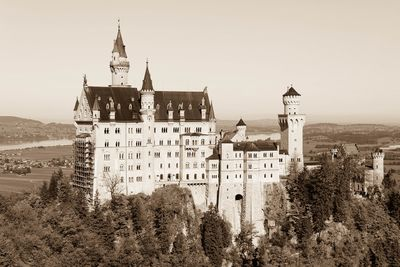 Fototapete Schloss Neuschwanstein - Deutschland  – Bild 4