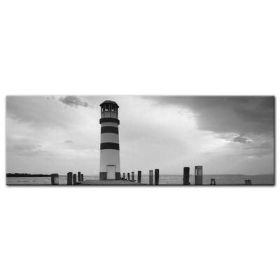Leinwandbild Leuchtturm  – Bild 4
