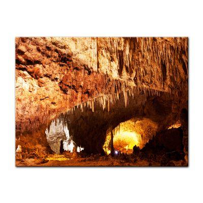 Leinwandbild - Carlsbad Caverns - National Park in den USA  – Bild 2