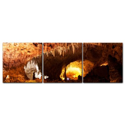 Leinwandbild - Carlsbad Caverns - National Park in den USA  – Bild 4