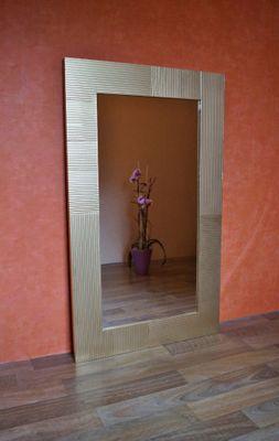 Wandspiegel - Streifen  ca. 100x60 cm – Bild 3